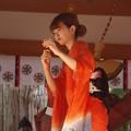 Photos: こきりこ祭りにて。