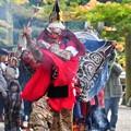 Photos: 奉納大祭にて。