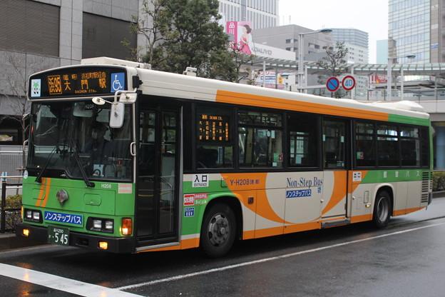 都営バスY-H208