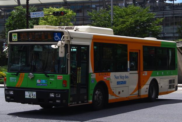 都営バスS-P451