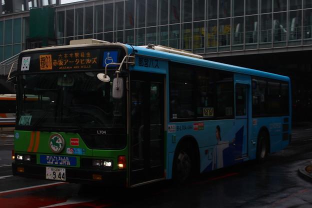 都営バスB-L704