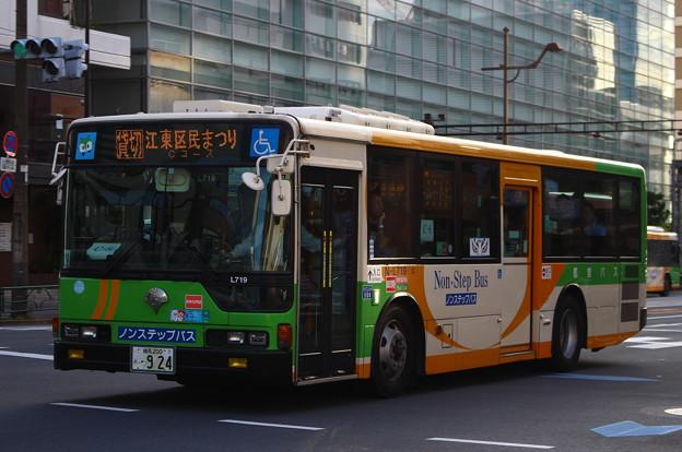 都営バスN-L719