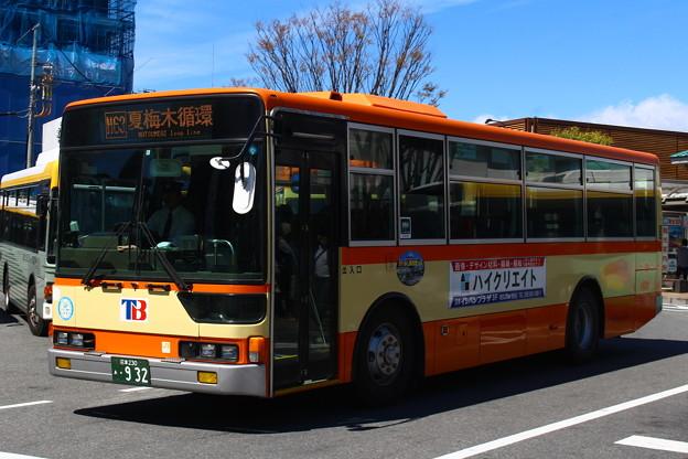 東海バスオレンジシャトル932