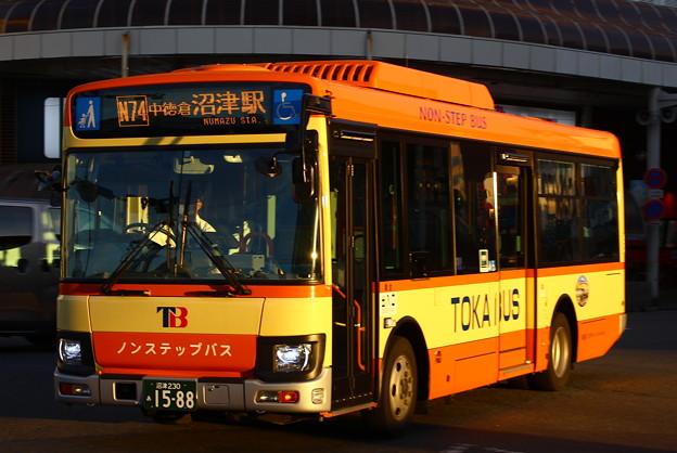 東海バスオレンジシャトル1588