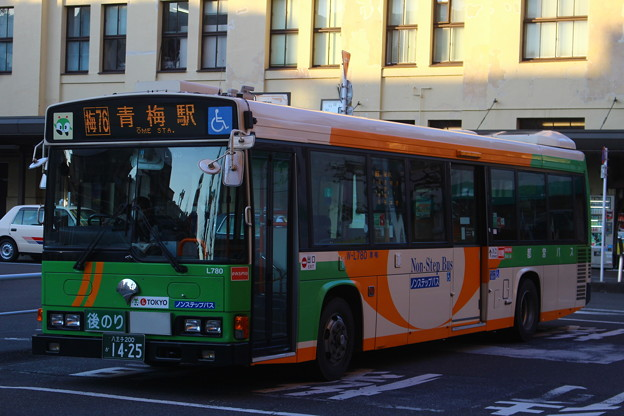 都営バスW-L780