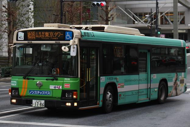 都営バスY-R539