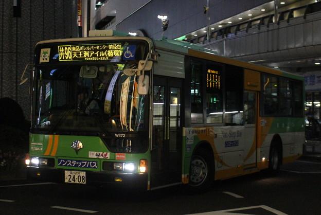 都営バスY-W472