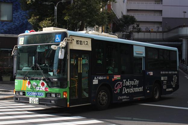 都営バスA-Y484