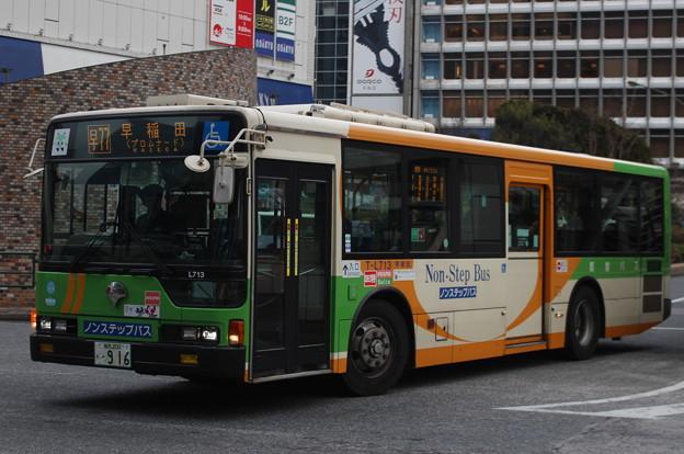 都営バスT-L713