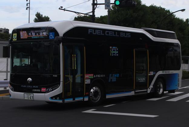 都営バスA-F163