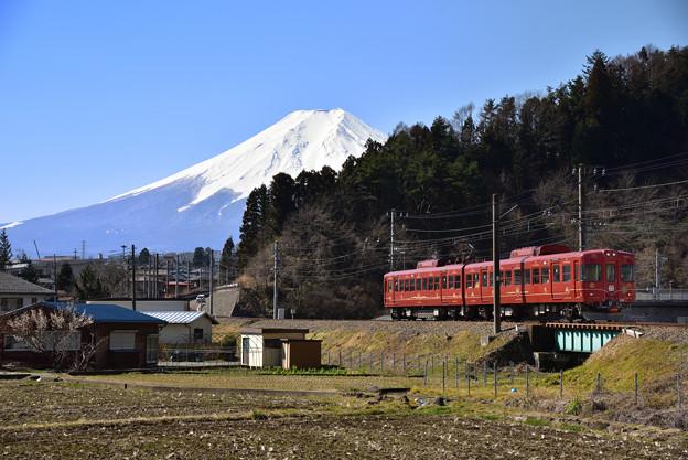 「富士登山電車」1000形