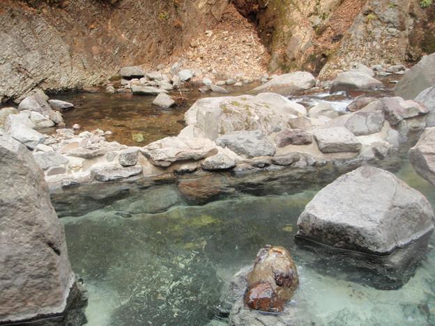 写真: 大平温泉滝見屋温泉2