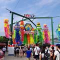 写真: 一宮七夕祭り2018(4)