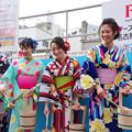 写真: 一宮七夕祭り2018・打ち水大作戦(7)