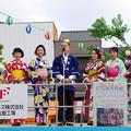 写真: 一宮七夕祭り2018・打ち水大作戦(1)