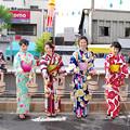 写真: 一宮七夕祭り2018・打ち水大作戦(4)
