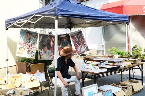 Photos: 木下駅南骨董市(2018年8月)