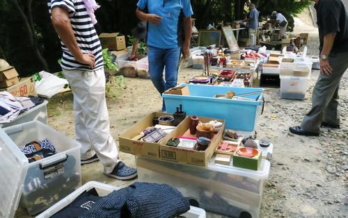 写真: 東金骨董祭(2018年8月)2