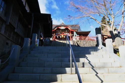 武蔵御嶽神社本殿