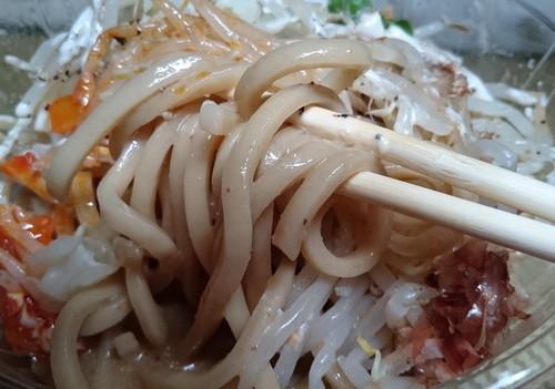 とみ田_冷やし豚中華(麺)