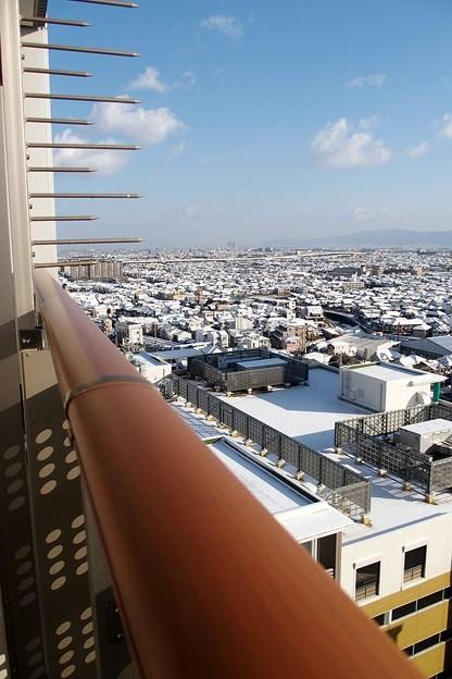 Photos: 雪のち晴れ