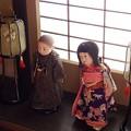 写真: 市松人形