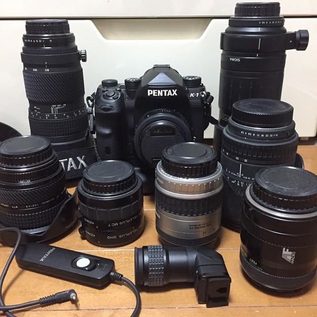 Photos: PENTAXシステム