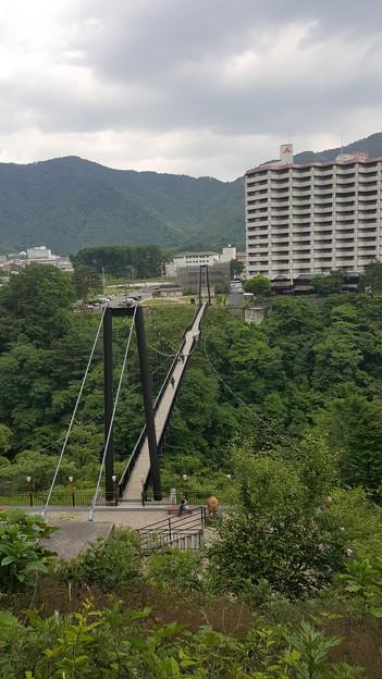 鬼怒楯岩大吊橋2