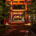 Photos: ライトアップと音楽の夕べ