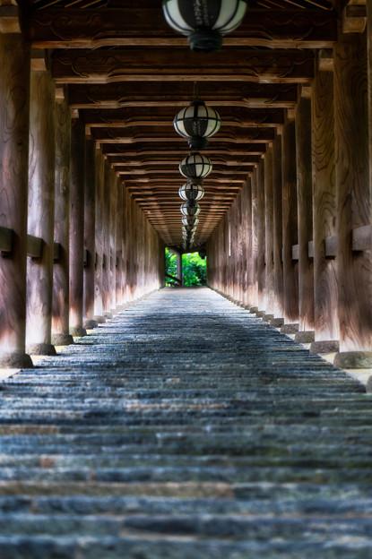 Photos: 登廊