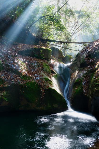 Photos: 龍鎮の滝