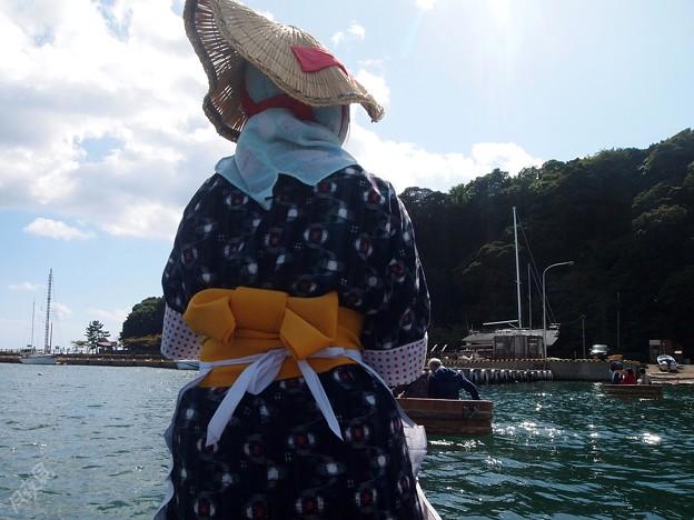 Photos: たらい舟