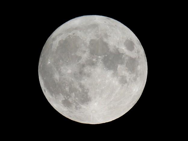 2020年8月の満月