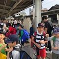 3班 電車に乗車!!!3