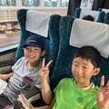 3班 電車に乗車!!!6