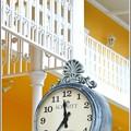 「第129回モノコン」宝石店の時計