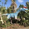 写真: Dilophosaurus 2-25-18