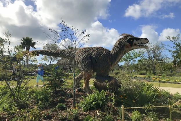 Utahraptor 2-25-18