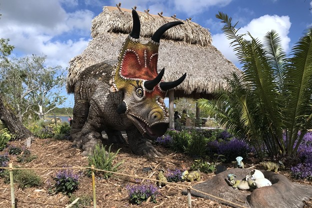 Diabloceratops and Babies 2-25-18