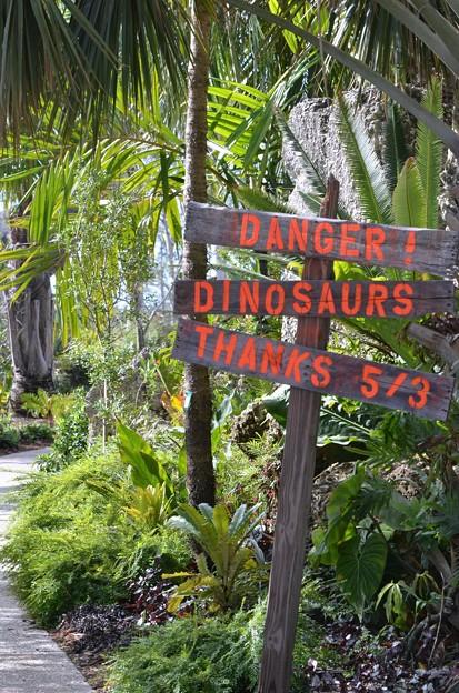 Danger Dinosaurs 2-25-18