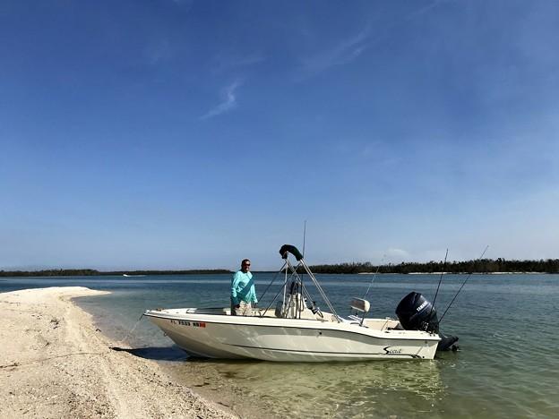 写真: Our Boat 3-25-18