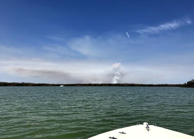 Photos: Wild Fire 3-25-18
