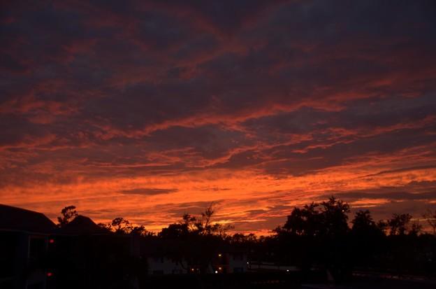 写真: After the Sunset 5-24-18