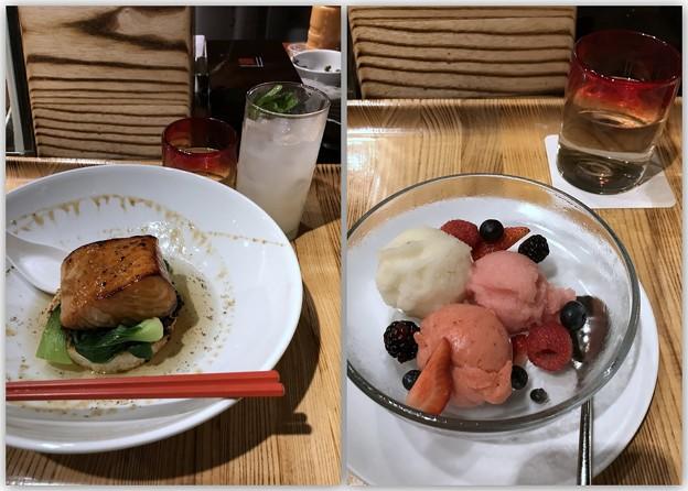 Dinner at Morimoto 8-19-18