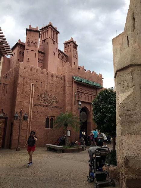 Restaurant Marrakesh in Morocco Pavilion 8-21-18