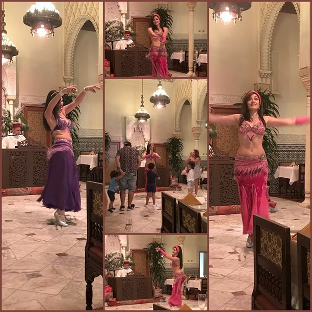 Belly Dancer 8-21-18