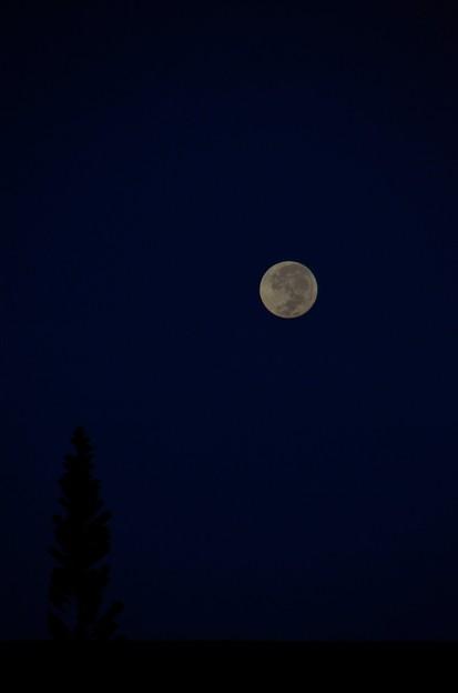 Photos: Harvest Moon 9-25-18