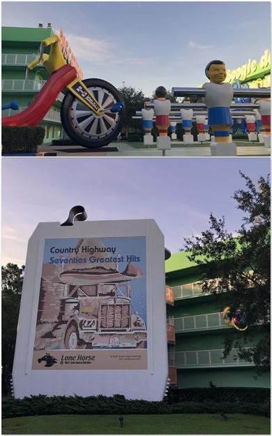 Pop Century Resort 8-22-18