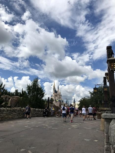 Cinderella Castle 8-22-18