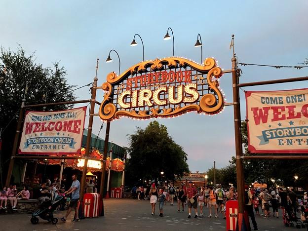 Storybook Circus 8-22-18